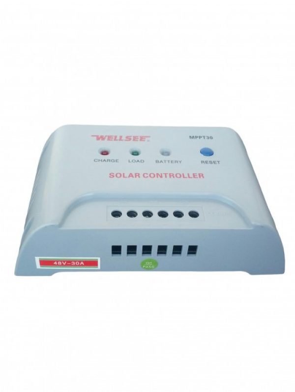 wellsee-30a-charge-controller